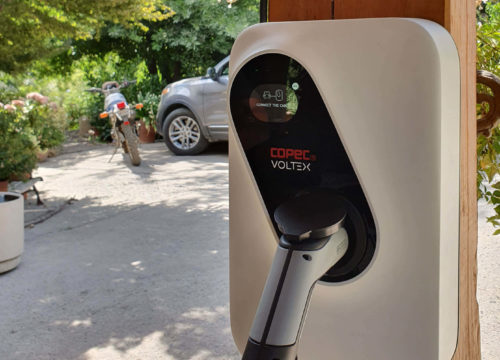Post-pandemic mobility: Copec Voltex's Charging solutions for homes and buildings