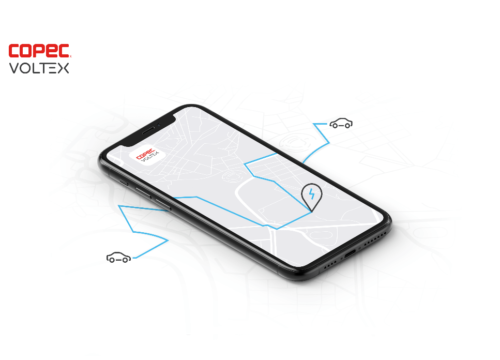 Copec Voltex launches new app for electric vehicles